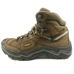 Keen Durand II Waterproof Leather Hiking Boots